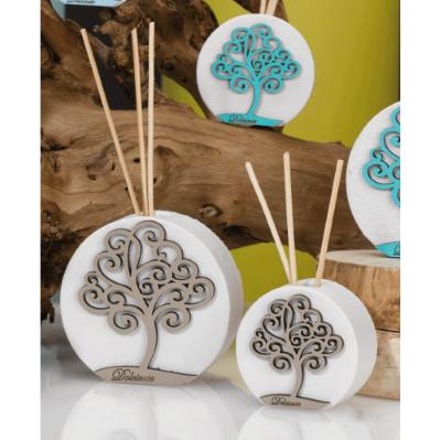 Diffusore tondo con albero della vita Gea