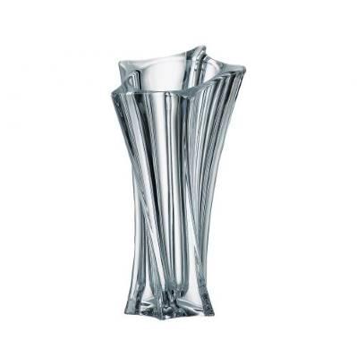 Vaso in cristallo Yoko 28 cm