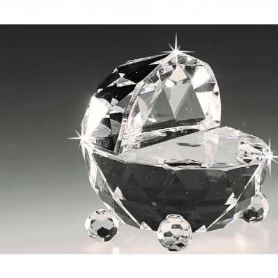 Carrozzina in cristallo - RANOLDI