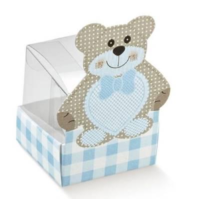 Scatolina portaconfetti Orso