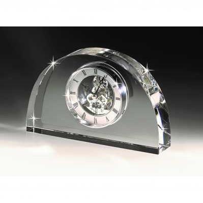 Orologio mezzocerchio in cristallo - RANOLDI