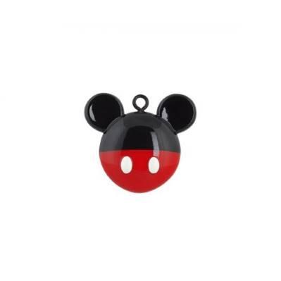 Bomboniera Disney in resina topolino rosso e nero chiudipacco