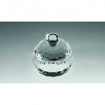 Scatolina in cristallo tonda - RANOLDI