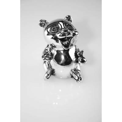Panda argentato