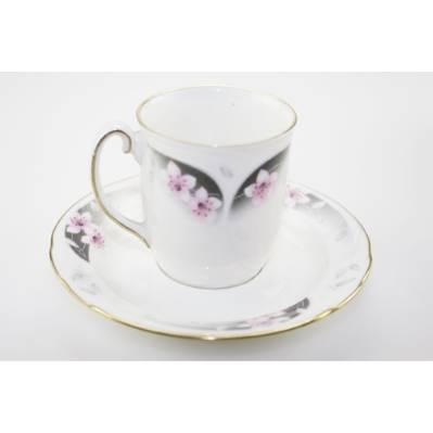 Servizio da thè in porcellana