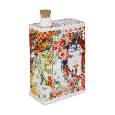 Bottiglia grande per olio Baroque&Rock-Milano
