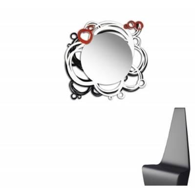 Specchio decorativo design moderno - Laser Art Style