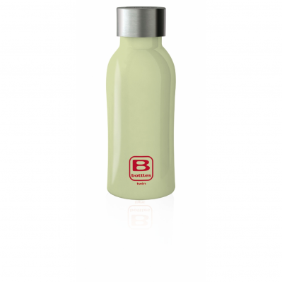 LIGHT GREEN - B BOTTLES TWIN 350 ML