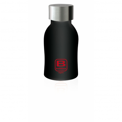 NERO OPACO - B BOTTLES LIGHT 350 ML