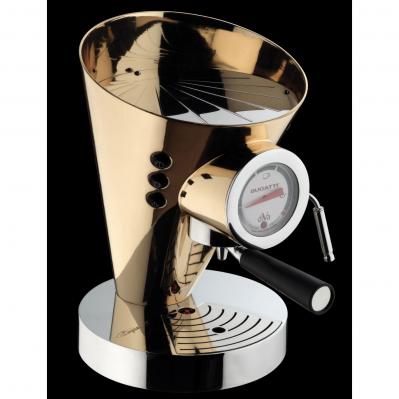 ORO 24 CARATI - MACCHINA PER CAFF? ESPRESSO - ORO
