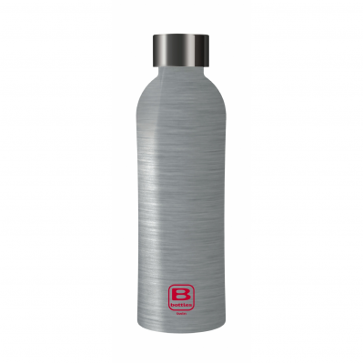 STEEL BRUSHED - B BOTTLES TWIN 800 ML