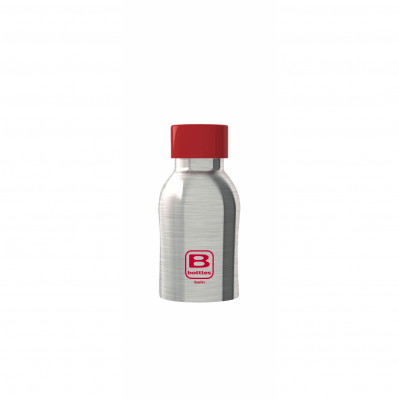 STEEL & RED - B BOTTLES TWIN 250 ML