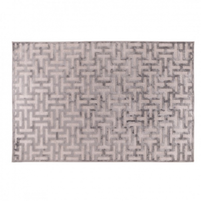 Tappeto Con Decoro A Rilievo Cm. 200 X 300