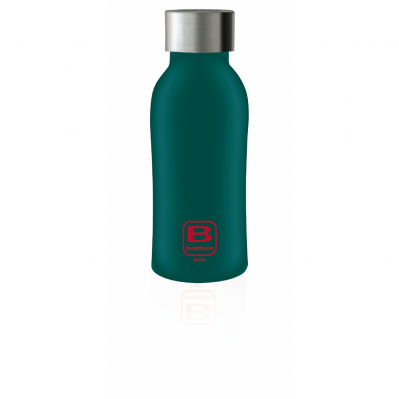 TEAL BLUE - B BOTTLES TWIN 350 ML