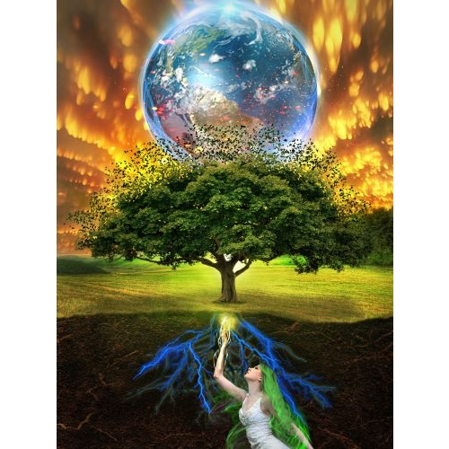 Simbologia l 39 albero della vita albero della vita for Albero della vita significato