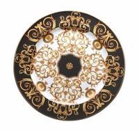 Piatto porcellana cm.30 Rosenthal Versace