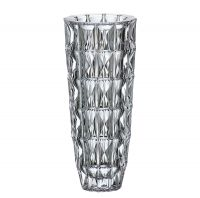Vaso in cristallo Diamond 33 cm