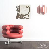 Orologi da parete dal design moderno - Laser Art Style