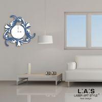 Orologio da appendere con decori stilizzati - Laser Art Style