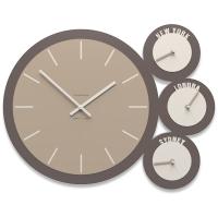 Orologio con fuso orario