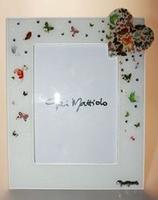 Cornice in vetro butterfly - Gai Mattiolo