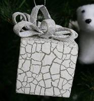 Pacco regalo bianca craclè