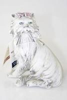 Gatto - porcellana di capodimonte