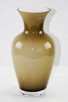 Vaso oboe in cristallo beige - varie misure