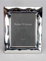 Cornice portafoto Onda in argento