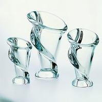 Vaso in cristallo cm.28 - Cristal Sèvres