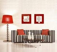 Quadro dal design moderno - Paesaggio - Laser Art Style