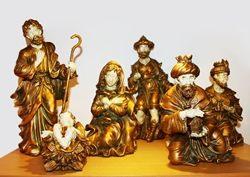 Gruppo natività - 6 pezzi