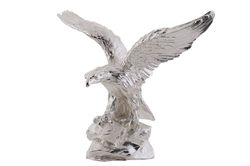 Aquila in argento