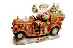 Camion Babbo Natale