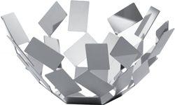 Fruttiera centro tavola in acciaio cm.27 Alessi