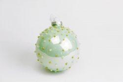 Pallina Tiffany con glitter