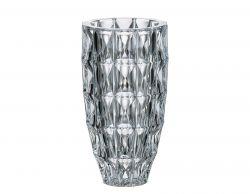 Vaso in cristallo Diamond 25.5cm