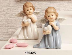 Angioletto in ceramica
