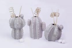 Profumatore Cactus in porcellana bomboniera matrimonio