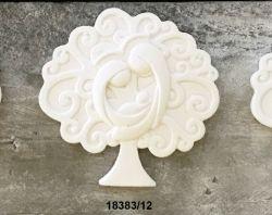 Gessetto albero della vita Sacra Famiglia - Set 12 pz