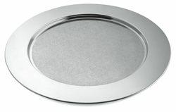 Piatto portata in acciaio inox cm.48 Alessi