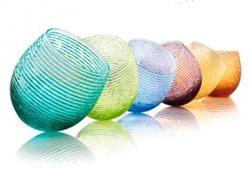 Set 6 bicchieri acqua Multicolor cl. 25 - IVV