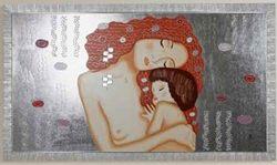 Capezzale - Maternità di Klimt