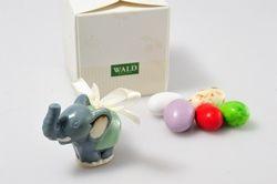 Elefantino in ceramica