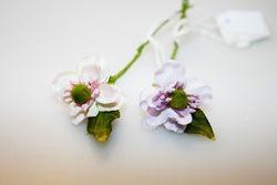 Addobbi - Papavero con foglie