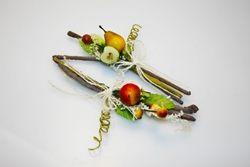 Addobbi - Ramo con frutta e bacche
