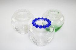 Vasetto in cristallo - vari colori