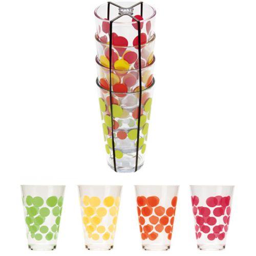 Set Bicchieri Pois   ZAK! Designs