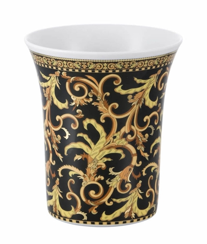 Vaso in porcellana cm.18 Rosenthal Versace