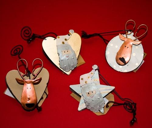 Decorazioni natalizie - vari modelli
